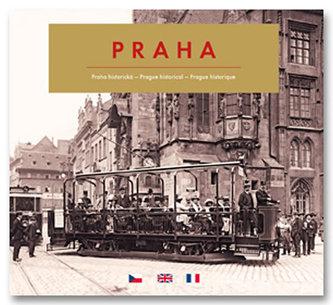 Praha historická - Stiburek Luboš