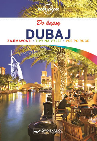 Dubaj do kapsy - Lonely Planet - neuveden