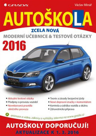 Autoškola 2016 - Václav Minář