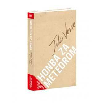 Honba za meteorom - Jules Verne