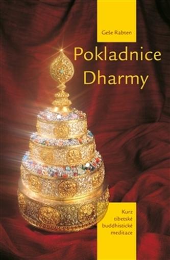 Pokladnice Dharmy - Geše Rabten