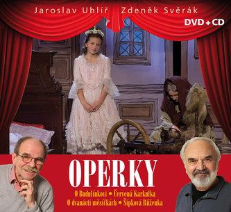 Operky - DVD+CD - Svěrák Zdeněk, Uhlíř Jaroslav