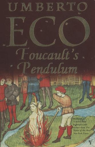 Foucault´s Pendulum - Eco Umberto