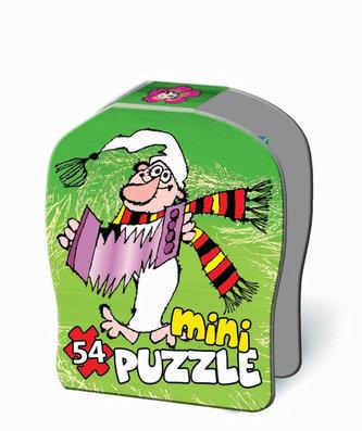 Puzzle MINI 54 Křemílek a Vochomůrka - neuveden