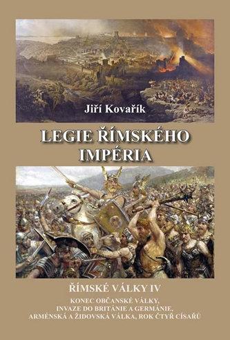 Římské války IV - Jiří Kovařík