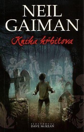 Kniha hřbitova - Neil Gaiman