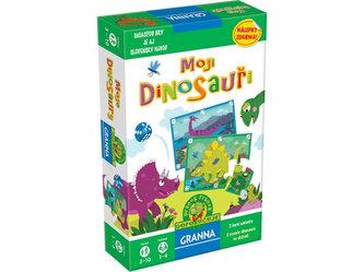 Moji dinosauři - Hra - neuveden