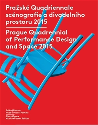 Katalog Pražského Quadriennale 2015