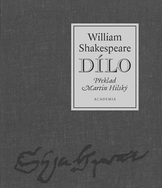 Dílo - William Shakespeare - Shakespeare, William