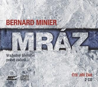 Mráz (audiokniha) - Bernard Minier