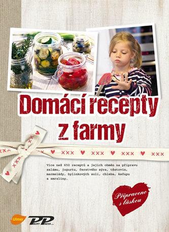 Domácí recepty z farmy - Quirini, Cosima Bellersen