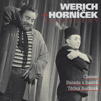 Předscény - 2CD - Werich Jan