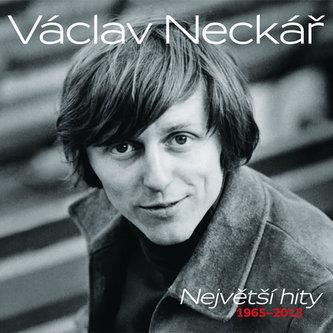 Václav Neckář - Největší hity 1965-2013 - CD - Neckář Václav