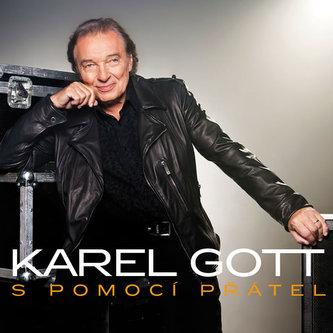 Karel Gott - S pomocí přátel CD - Gott Karel