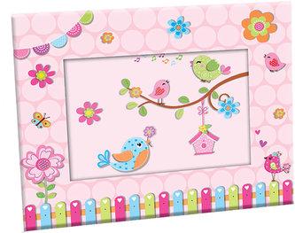 Ptáčci - Foto rámeček - neuveden