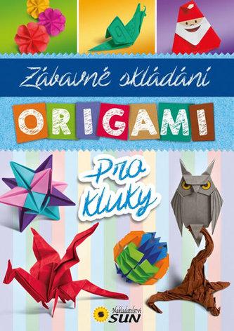 Origami pro kluky - neuveden