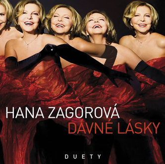 Dávné lásky - CD - Zagorová Hana
