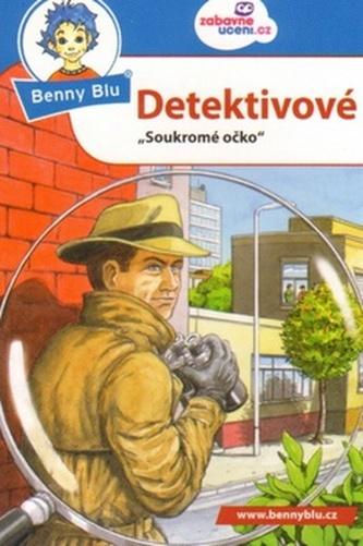Benny Blu Detektivové - Claudia Biermannová