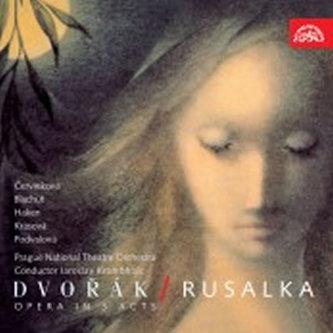Rusalka. Opera o 3 dějstvích - 2CD - Dvořák Antonín