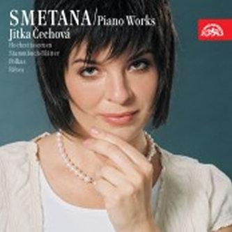 Klavírní dílo 2 (Sny, Lístky do památníku, Polky, Svatební scény) - CD - Smetana Bedřich