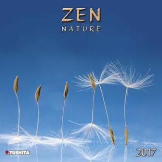 Nástěnný kalendář - Zen Nature 2017