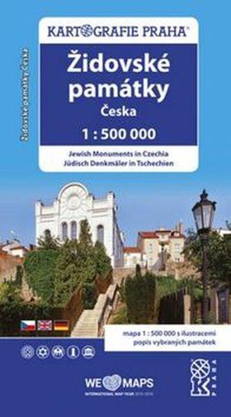 Židovské památky Česka