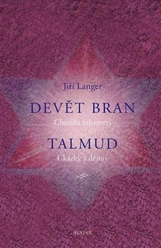 Devět bran, Talmud - Jiří Langer