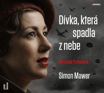Dívka, která spadla z nebe - CDmp3 (Čte Lucie Pernetová) - Mawer Simon