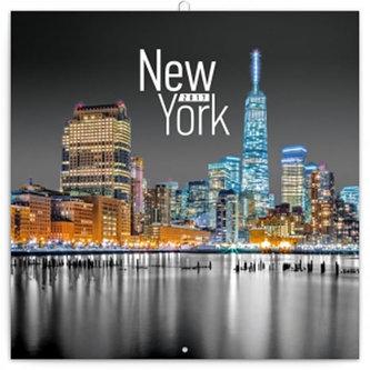 Kalendář poznámkový 2017 - New York/Jakub Kasl - neuveden