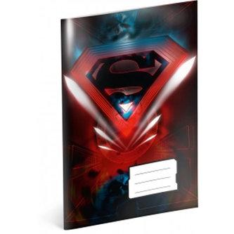 Sešit - Superman/Red/A4 linkovaný 40 listů - neuveden