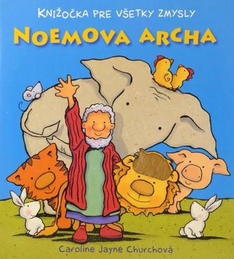 Noemova archa - Caroline Jayne Churchová