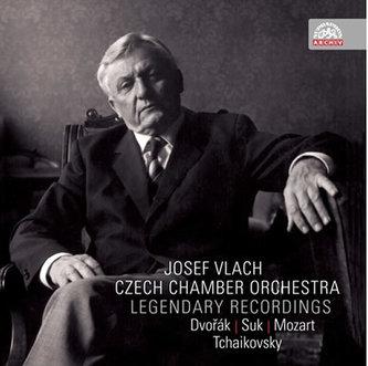 Legendární nahrávky - 4 CD - Vlach Josef