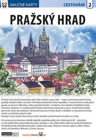 Pražský hrad - Naučné karty - neuveden