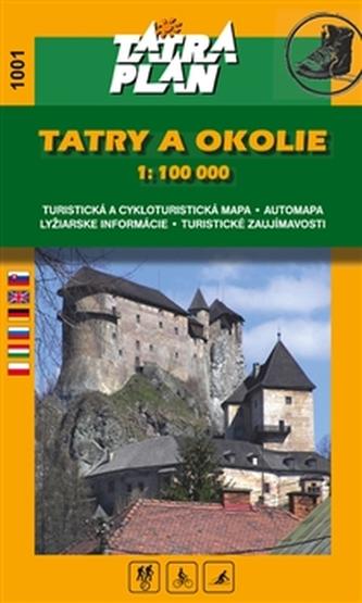 Tatry a okolie
