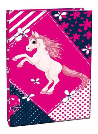 Box na sešity A5 - Pony - neuveden