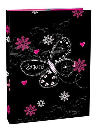 Box na sešity A4 - Romantic 2 - neuveden