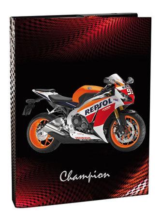 Box na sešity A5 - Champion - neuveden
