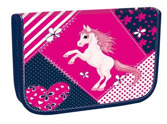 Školní penál jednopatrový - Pony - neuveden