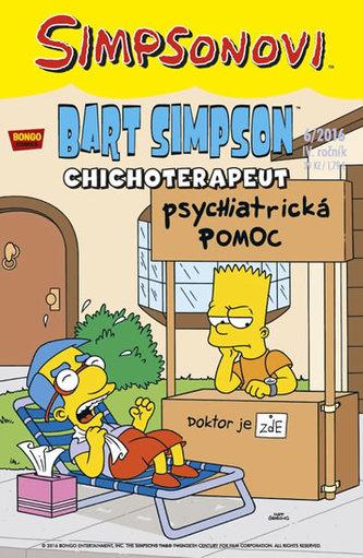 Simpsonovi - Bart Simpson 6/2016: Chichoterapeut - Groening Matt