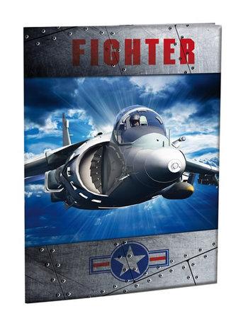 Školní desky na abecedu - Fighter - neuveden
