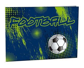 Školní desky na číslice - Football 2 - neuveden