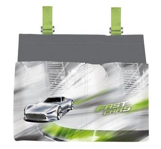 Kapsář na lavici - Fast Cars - neuveden