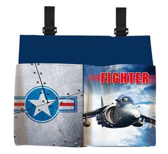 Kapsář na lavici - Fighter - neuveden