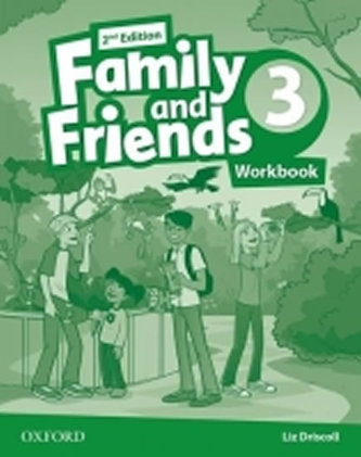 Family and Friends 2nd Edition 3 Workbook - Simmons N.