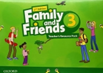 Family and Friends 2nd Edition 3 Teacher´s Resource Pack - Simmons N.