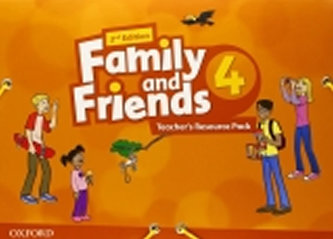 Family and Friends 2nd Edition 4 Teacher´s Resource Pack - Simmons N.