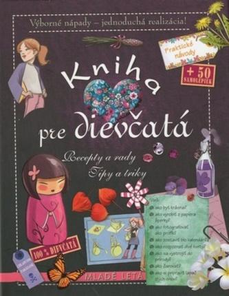 Kniha pre dievčatá, dotlač - kolektiv