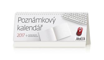 Kalendář stolní 2017 - Poznámkový - neuveden