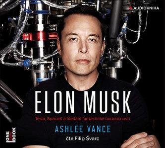 Elon Musk - CDmp3 - Vance Ashlee