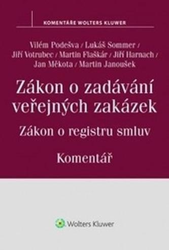 Zákon o zadávání veřejných zakázek - Kolektiv autorů